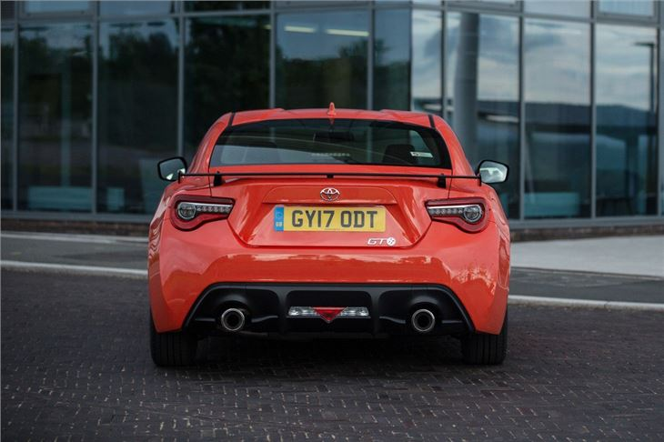 Car Finance Calculator >> Toyota GT86 2012 - Car Review | Honest John