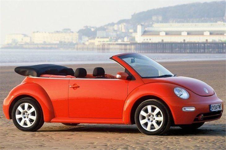 Volkswagen New Beetle - Classic Car Review | Honest John