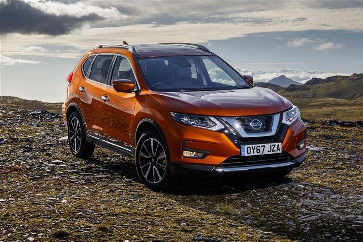 Nissan X-Trail 2014 - Car Review   Honest John