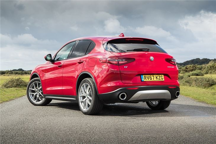 Alfa Romeo Stelvio 2017 Car Review Honest John