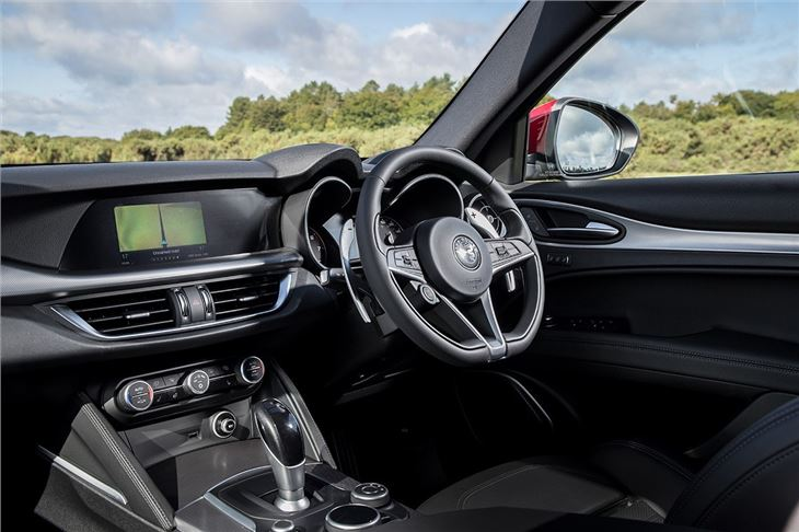 Alfa Romeo Stelvio 2017 Car Review Honest John