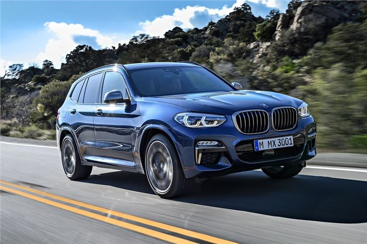 BMW X3 G01 2018 Car Review