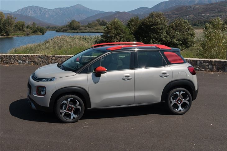 Citroen C3 Aircross 2017 Road Test Road Tests Honest John