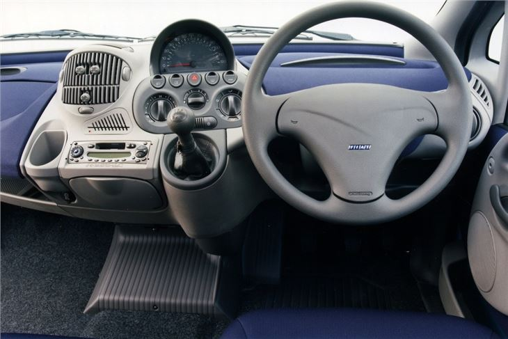 fiat multipla classic car review honest john. Black Bedroom Furniture Sets. Home Design Ideas