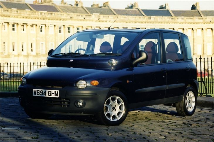 fiat multipla classic car review honest john. Black Bedroom Furniture Sets. Home Design Ideas