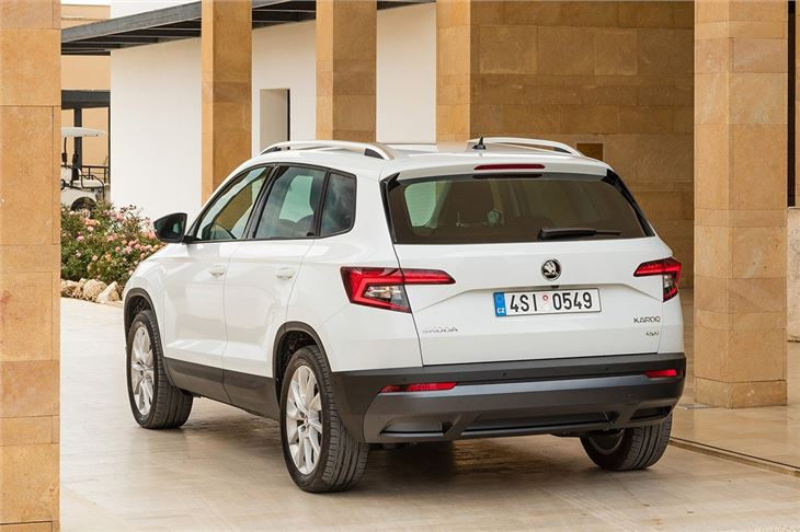 skoda karoq 1 5 tsi 2017 road test road tests honest john