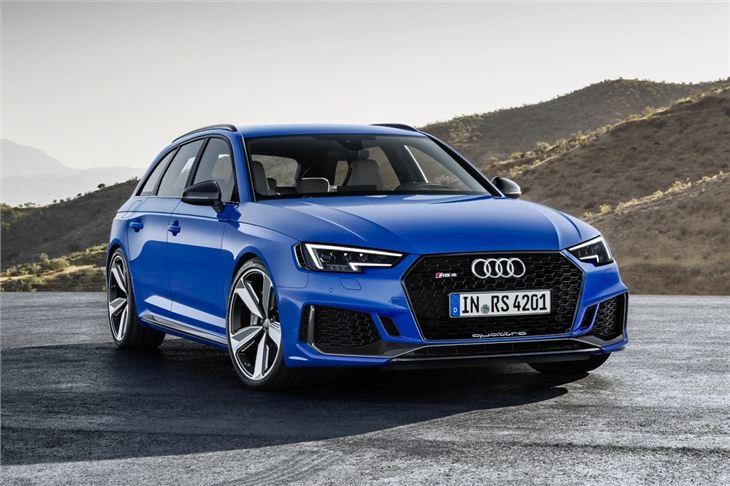 Audi Rs4 2018 Car Review Honest John