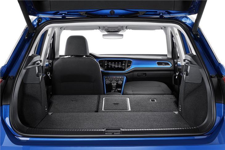 volkswagen t roc 2 0 tdi 2017 road tests honest john. Black Bedroom Furniture Sets. Home Design Ideas