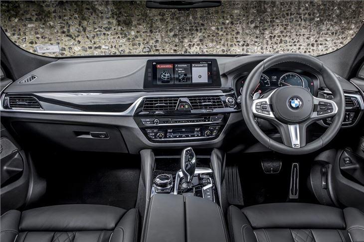 BMW 6 Series Gran Turismo 2017
