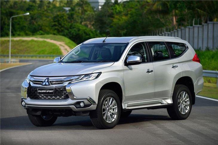 Mitsubishi Shogun Sport Car Tax