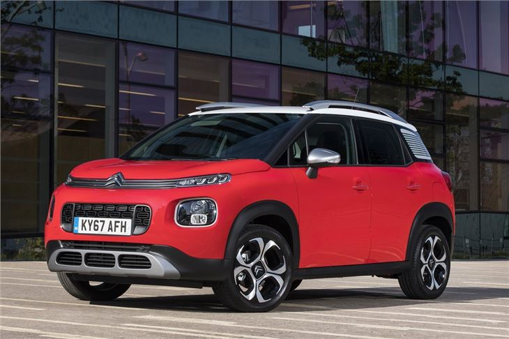 citroen c3 aircross 2017 car review honest john. Black Bedroom Furniture Sets. Home Design Ideas