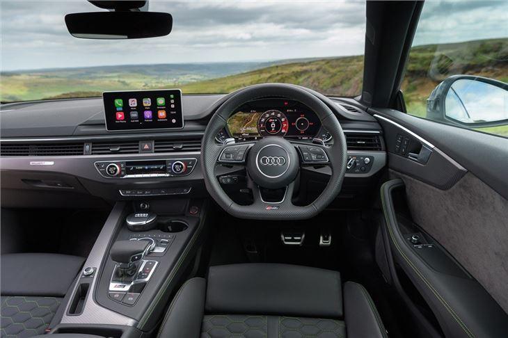 Audi Rs5 2017 Car Review Honest John