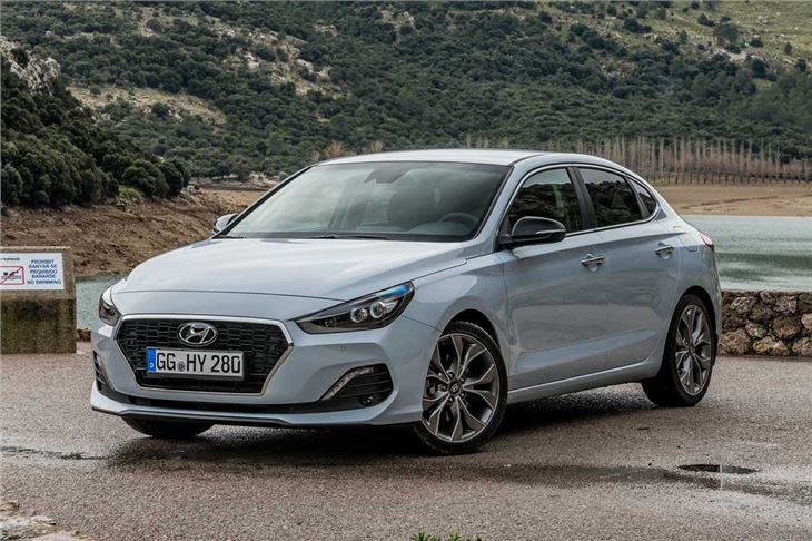 Hyundai I30 Fastback 2018 Car Review Honest John