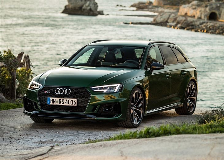 How Much Is A New Transmission >> Audi RS4 Avant 2018 Road Test   Road Tests   Honest John