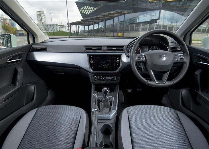 2018 Honda Accord Interior >> SEAT Arona 2018 - Car Review | Honest John