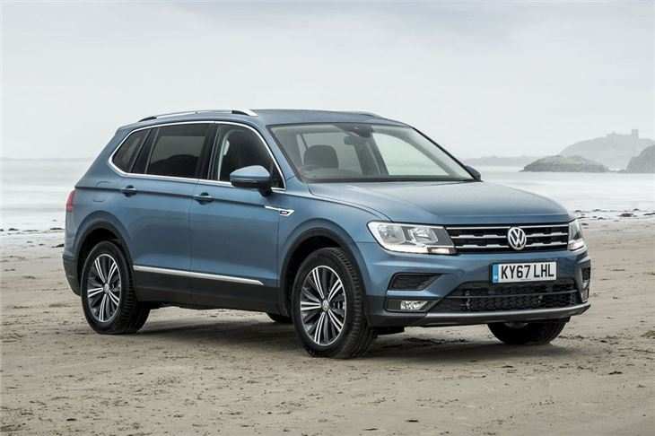 volkswagen tiguan allspace 2018 car review honest john. Black Bedroom Furniture Sets. Home Design Ideas