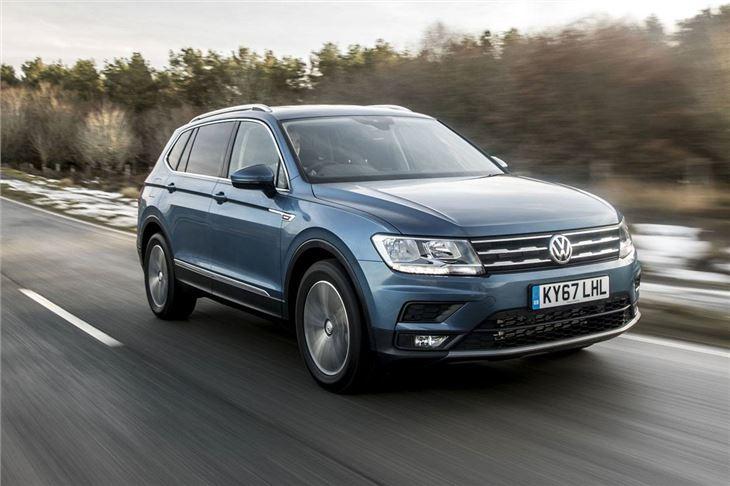 Volkswagen Tiguan Allspace 2018 Car Review Honest John