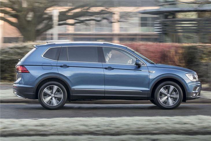 Volkswagen Tiguan Allspace 2018 - Car Review | Honest John