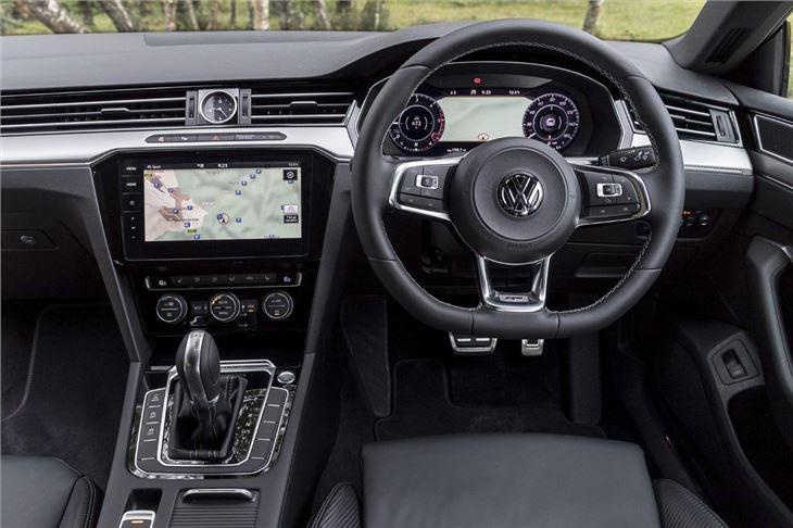 Volkswagen Arteon 2017 Car Review Honest John