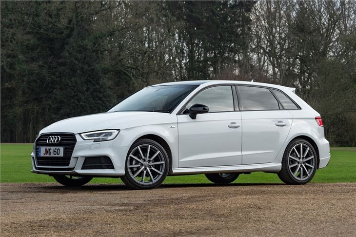 Audi A Sportback Car Review Honest John - Audi a3 sportback