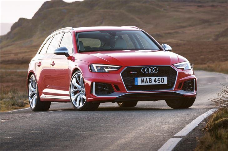 Audi RS Car Review Honest John - 2018 audi rs4