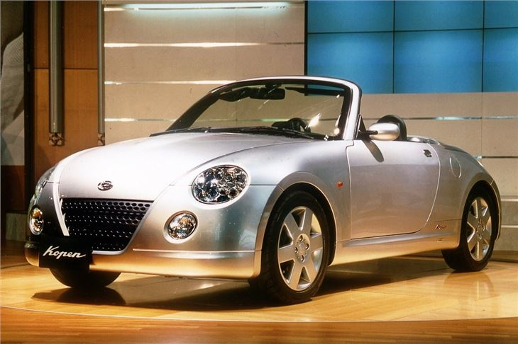 Daihatsu Copen Classic Car Review Honest John