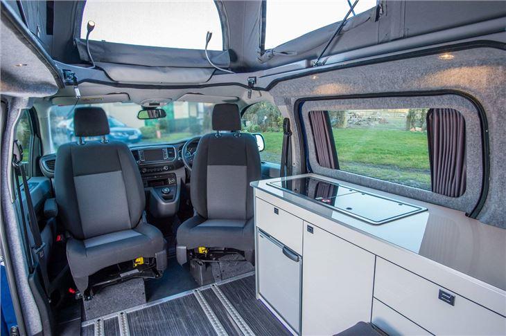 Toyota Proace Camper 2018 Van Review Honest John