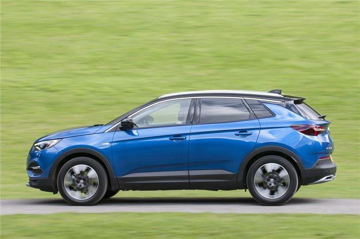 Vauxhall Grandland X 2018 Car Review Honest John