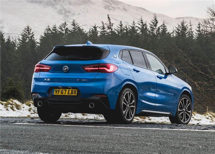 BMW X2 Xdrive 20d 2018 Road Test | Road Tests | Honest John