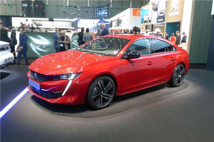Peugeot 508 2018 Car Review Honest John