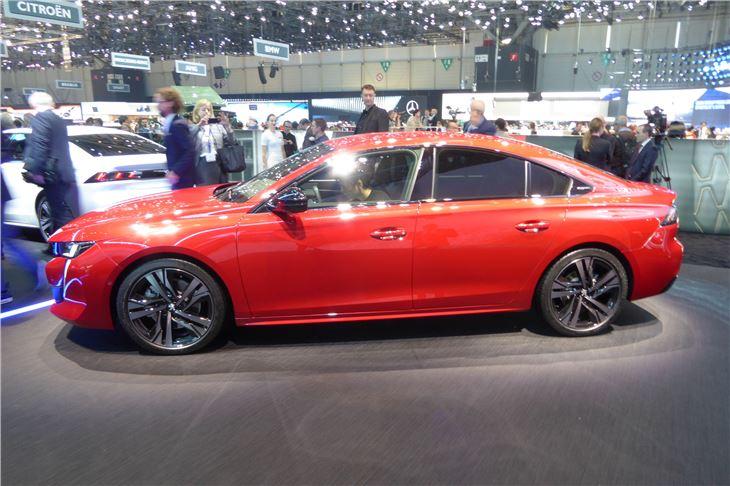 Cost Of Audi >> Peugeot 508 2018 - Car Review | Honest John