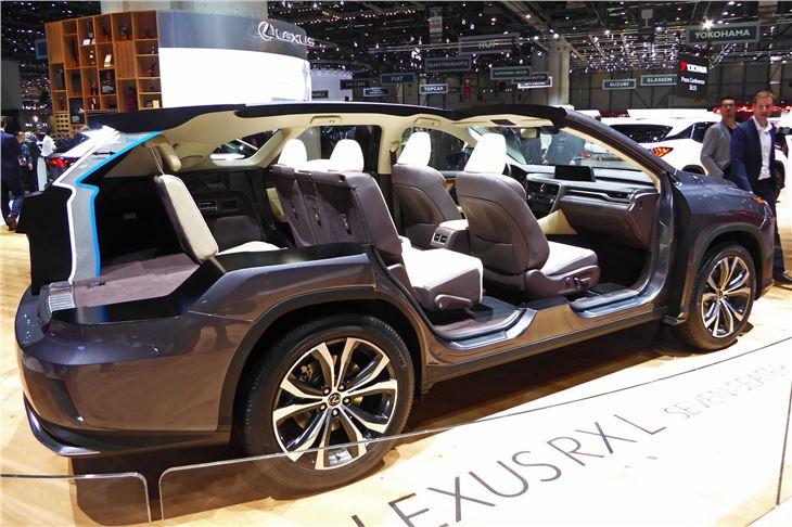 Lexus Rx 450h L 2018 Car Review Honest John