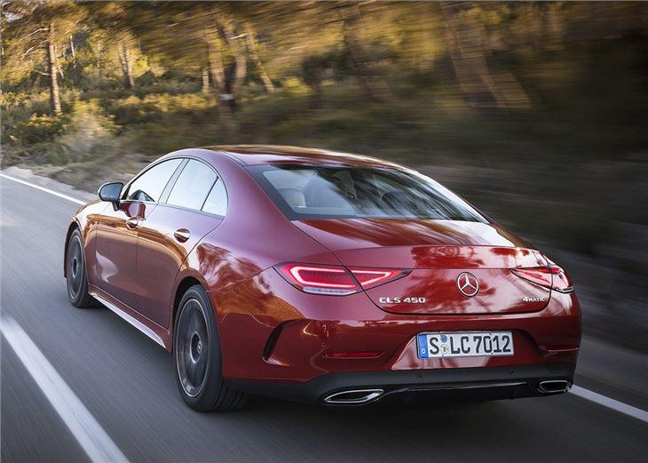 Mercedes benz cls 2018 range road test road tests for Mercedes benz 700 series price