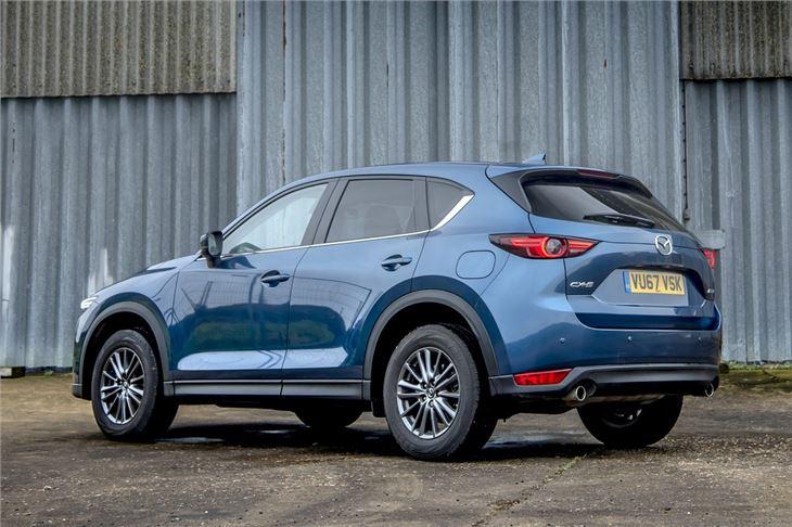 Cheap Cars For Sale >> Mazda CX-5 2017 - Car Review | Honest John
