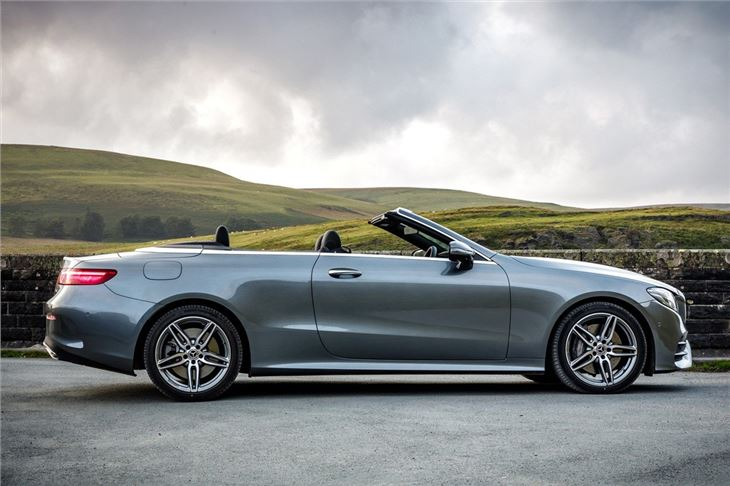 2015 Mercedes E350 >> Mercedes-Benz E-Class Cabriolet 2017 - Car Review | Honest John
