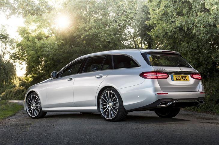 Mercedes benz e class estate s213 2016 car review for Mercedes benz gas chambers