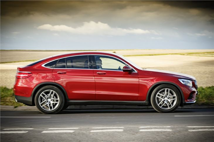 Glc Coupe Price >> Mercedes-Benz GLC Coupe 2016 - Car Review   Honest John