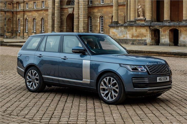 range rover p400e phev 2018 road test road tests honest john. Black Bedroom Furniture Sets. Home Design Ideas
