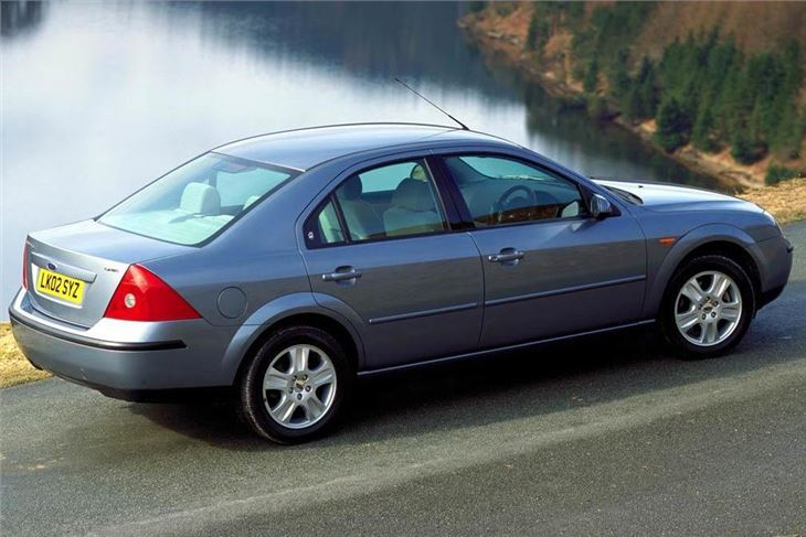 Ford Mondeo Mk 3 And St220 Classic Car Review Honest John