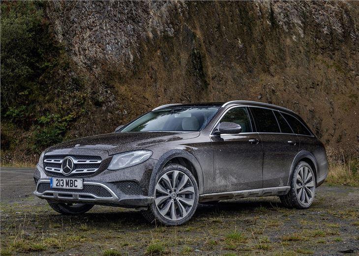Mercedes benz e 350 d all terrain 2018 uk road test road for Mercedes benz 700 series price