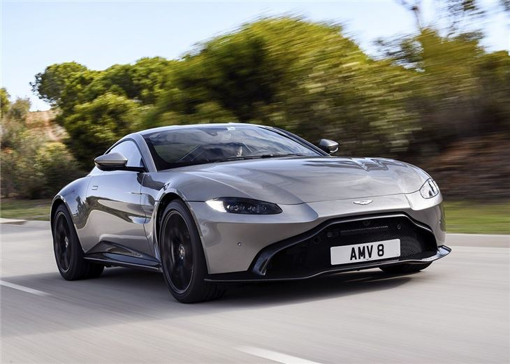 Aston Martin Vantage 2018 Car Review Honest John