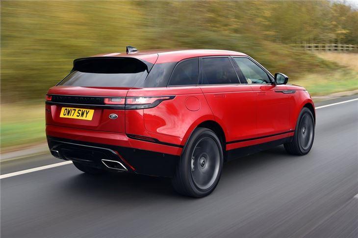 Land Rover Range Rover Velar 2017 Car Review Honest John