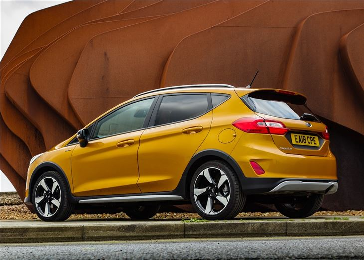 Ford Fiesta Active X 1 0t Road Test Road Tests Honest John