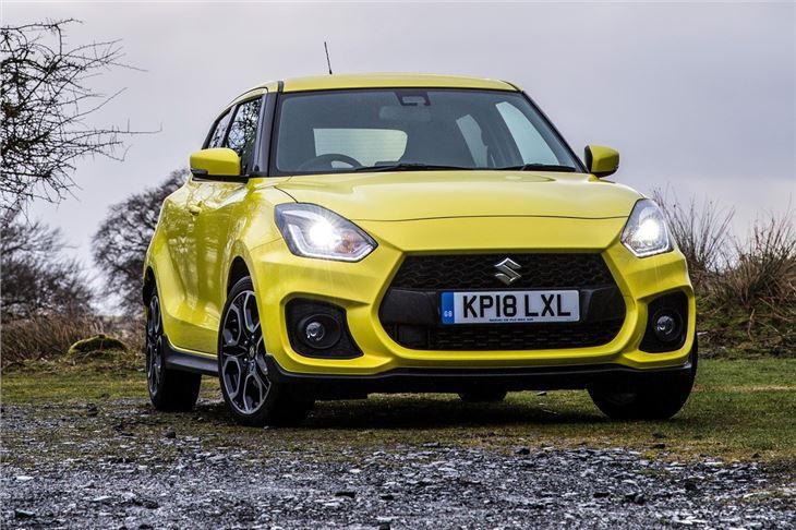 Suzuki Swift Sport 2018 Car Review Honest John