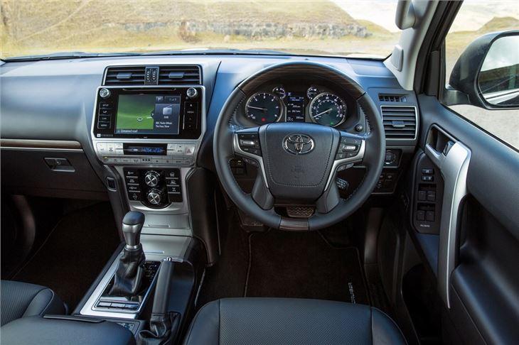 Toyota Land Cruiser 2010 Car Review Honest John
