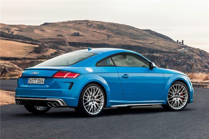 Audi Tt S 2018 Road Test Road Tests Honest John