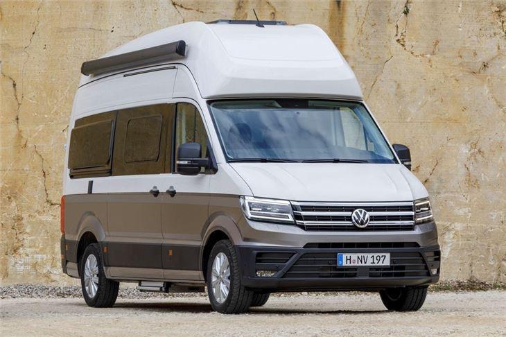 Volkswagen Grand California 2019 - Van Review   Honest John