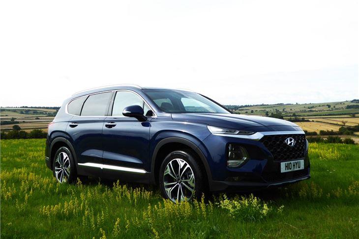 Catalytic Converter Prices >> Hyundai Santa Fe Premium SE 2019 Road Test | Road Tests ...