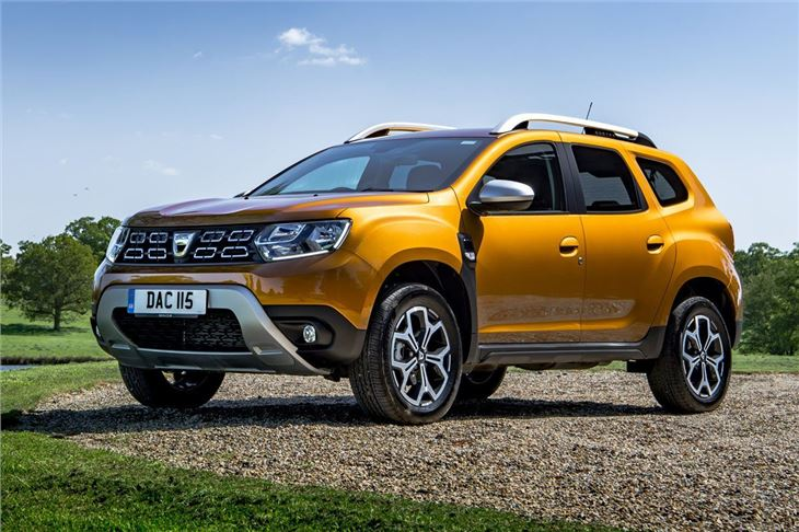 Dacia duster 2018 car review model history honest john for Dacia duster specifications