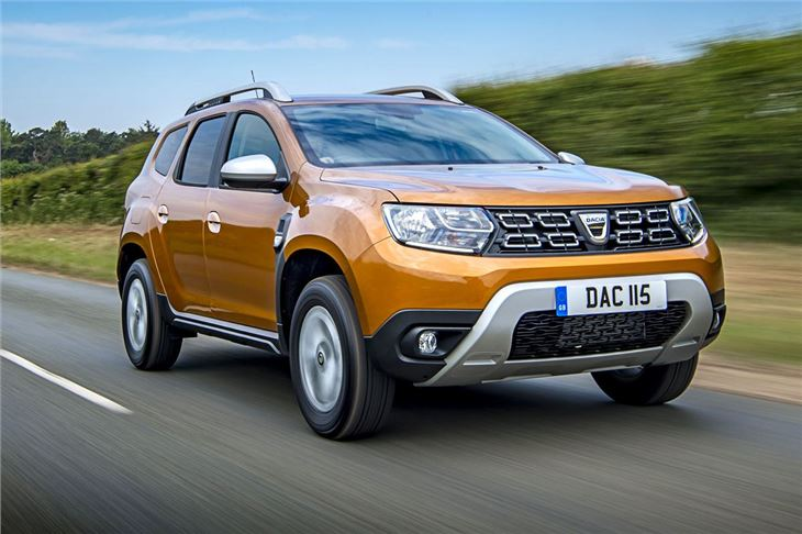 Dacia duster 2018 car review honest john for Dacia duster specifications